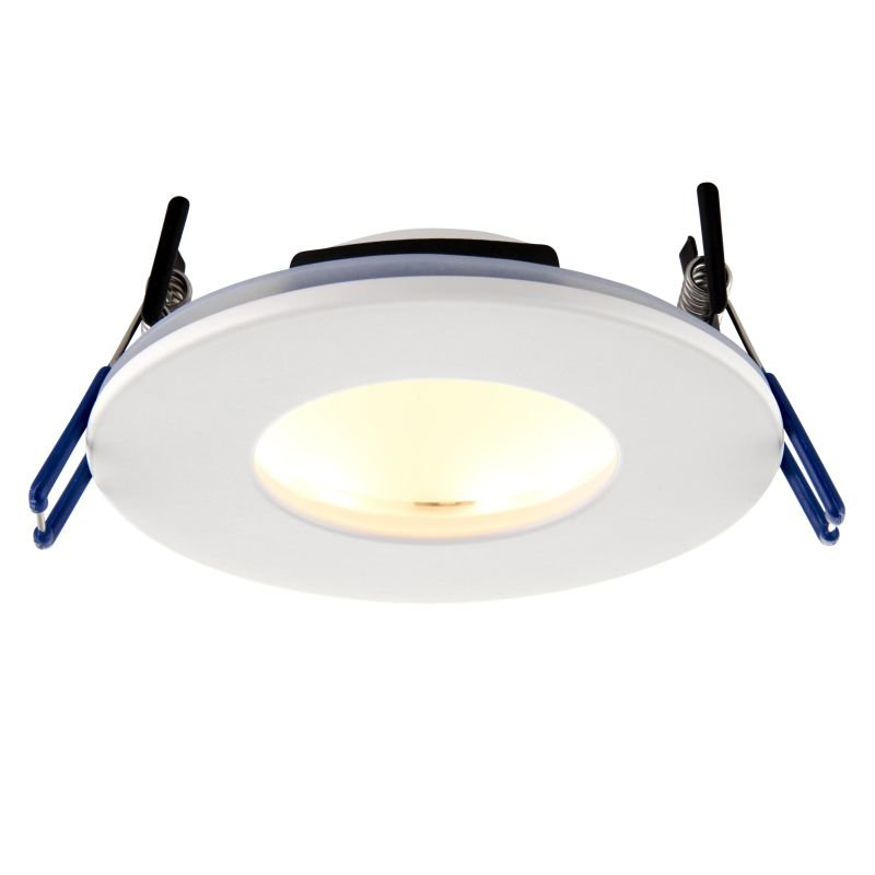 Saxby-90954 - OrbitalPRO - LED White Recessed Downlight Ø 11 cm