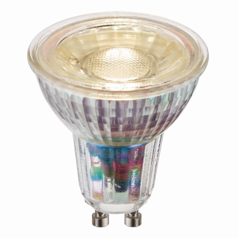 Saxby-90982 - Saxby - GU10 Dimmable Warm White Bulb 5.5W