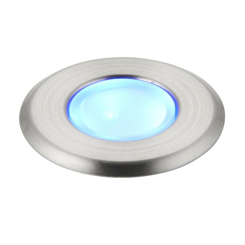 Saxby-92012 - Cove - LED Marine Grade Stainless Steel Recessed Ground Light