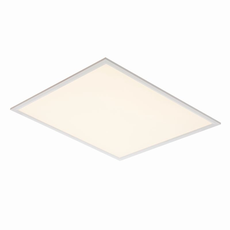 Saxby-92272 - Stratus PRO - LED 3000K Square White Recessed Panel