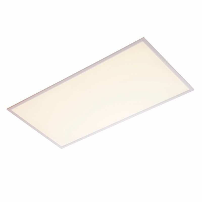 Saxby-92276 - Stratus PRO - LED 4000K Rectangle White Recessed Panel