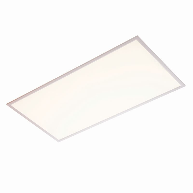 Saxby-92277 - Stratus PRO - LED 6000K Rectangle White Recessed Panel