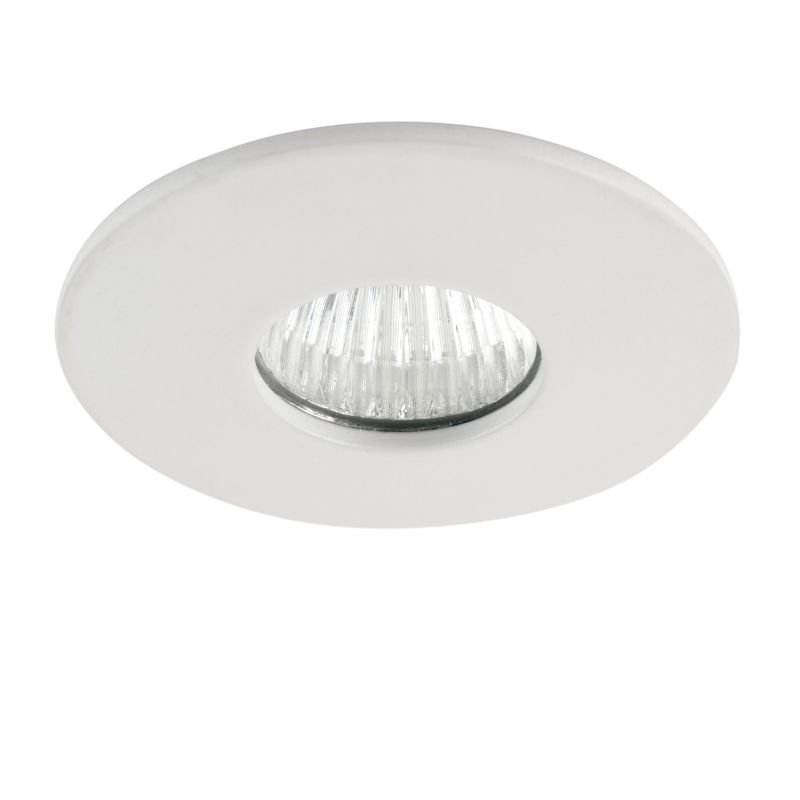 Saxby-92518 - Lalo - LED 4000K Micro White Recessed Downlight