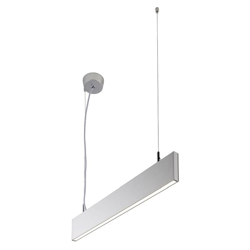 Saxby-92520 - Kingsley - LED Slim Silver Linear Profile