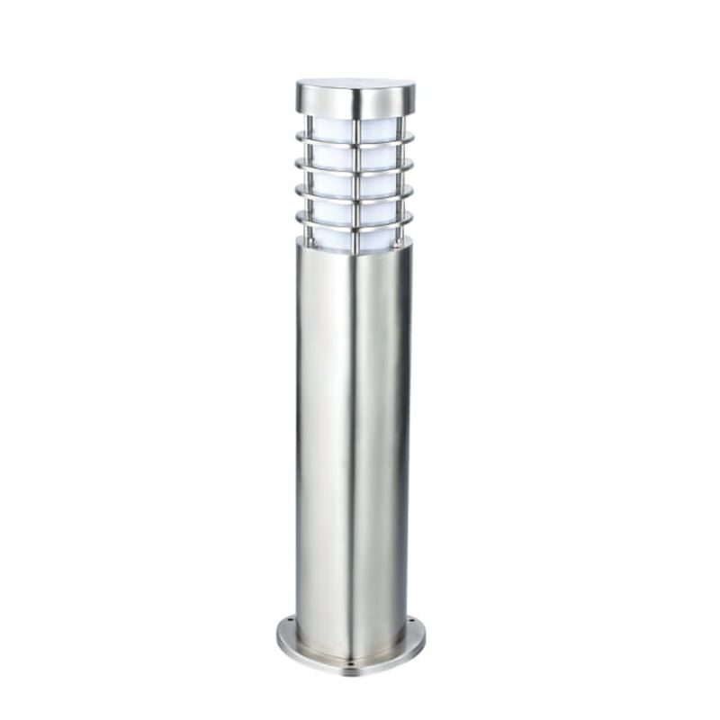 Saxby-92531 - Bliss - Outdoor Stainless Steel Small Bollard