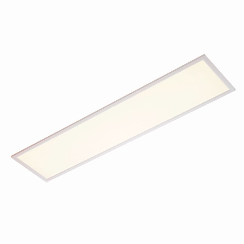 Saxby-92542 - Stratus PRO - LED 4000K Rectangle White Recessed Panel