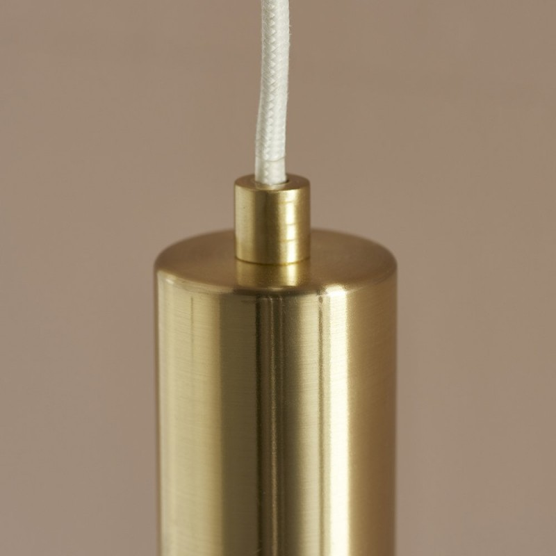 Endon-94370 - Maio - Brushed Gold Suspension E27