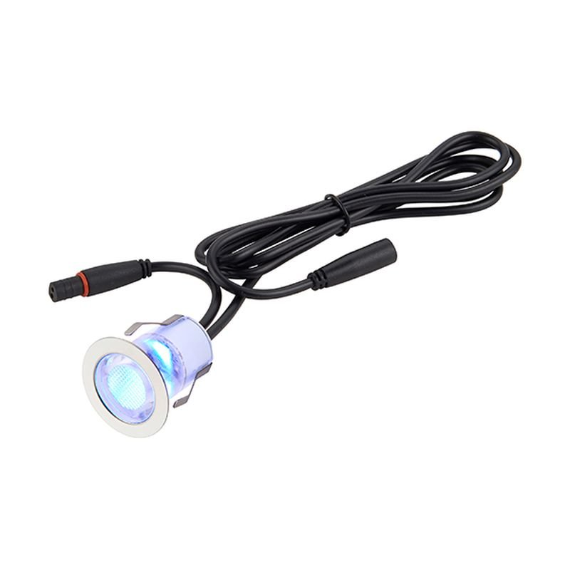Saxby-94422 - Kios 2 - LED Set of 10 Decking Lights Blue