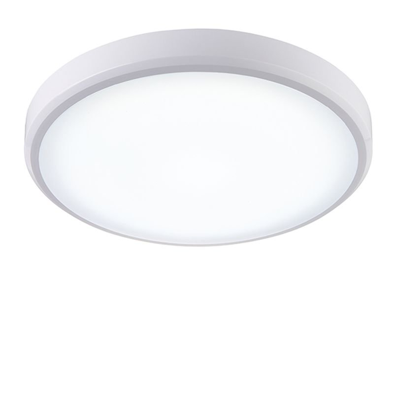 Saxby-94519 - Cobra CCT - White Flush with Colour Changing Technology