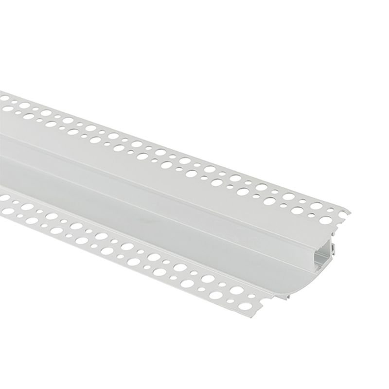 Saxby-94949 - Profile - 2m Extrusion Plaster-in Profile for LED Strip Light