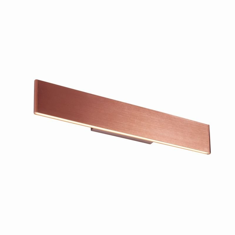Endon-Collection-70122 - Bodhi 485 - LED Brushed Copper Wall Lamp