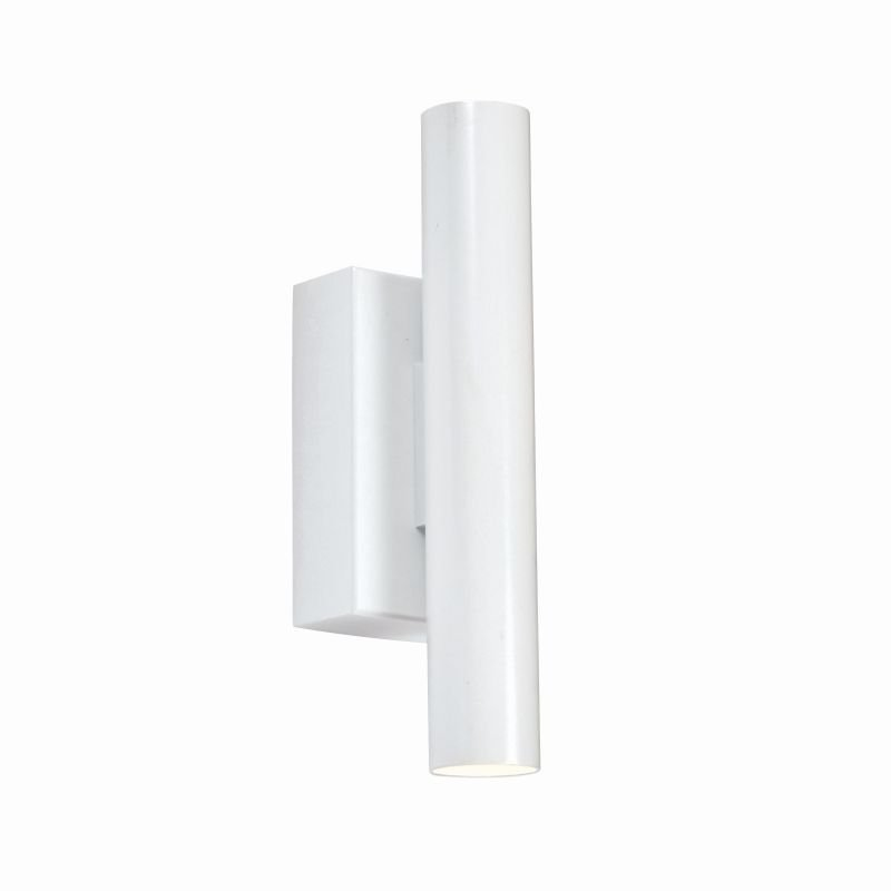 Endon-Collection-73959 - Staten - LED Matt White Up&Down Wall Lamp