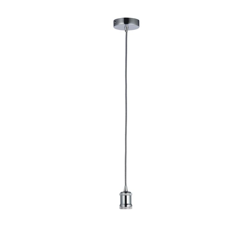 Endon-76584 - Cambourne - Polished Chrome Suspension E27