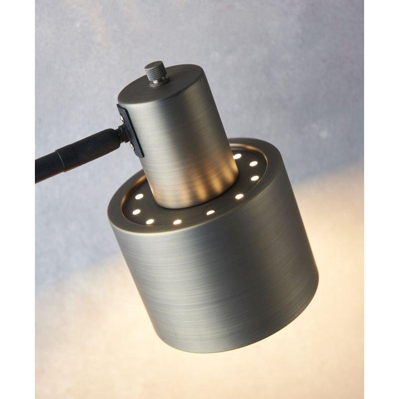 Endon-Collection-78705 - Mayfield - Dark Bronze & Matt Black Desk Lamp