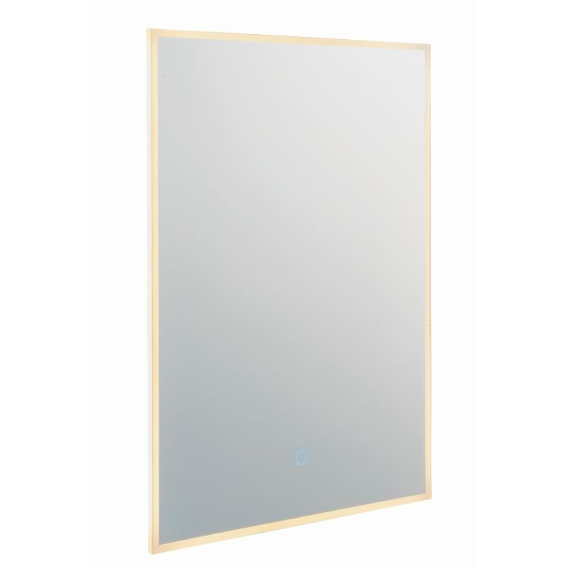 Endon-Collection-79608 - Tec - LED Bathroom Mirror with Shaver Socket