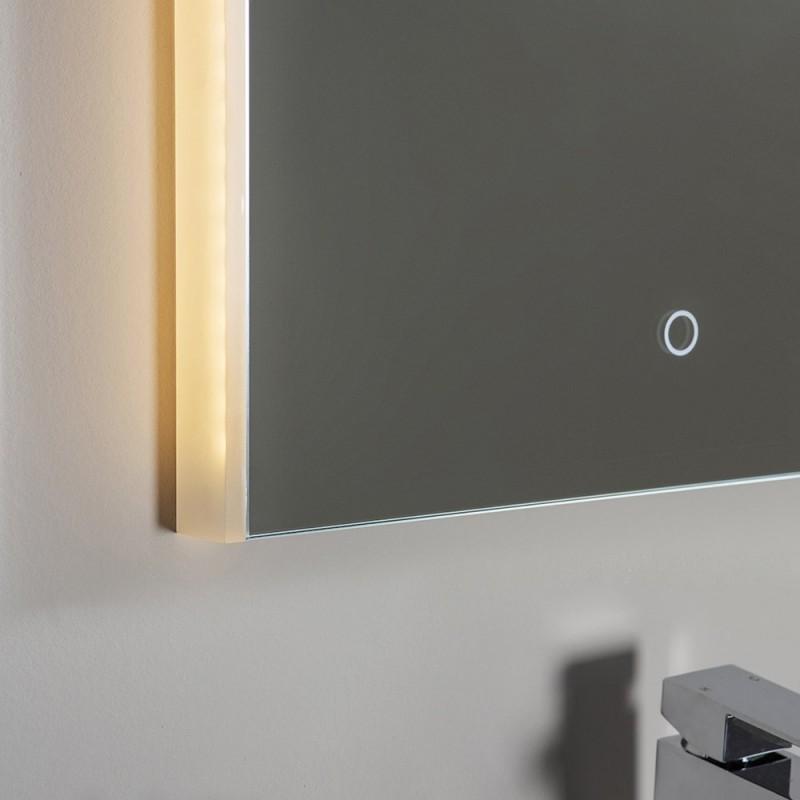 Endon-Collection-79668 - Mistral - LED Bathroom Mirror 3000K & 4000K