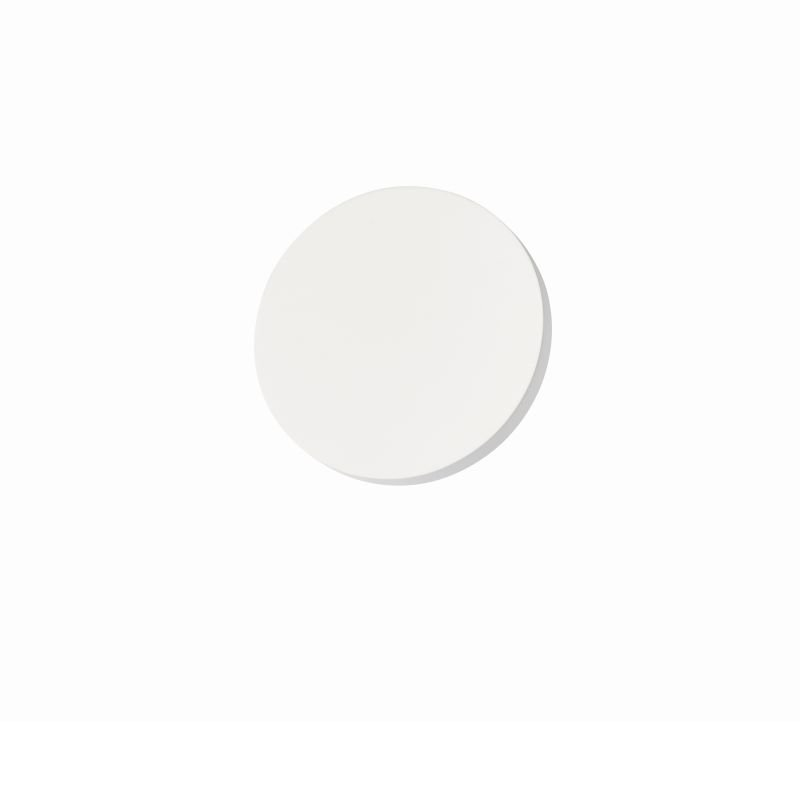 Endon-Collection-79890 - Rae 150 - LED White Plaster Round Wall Lamp