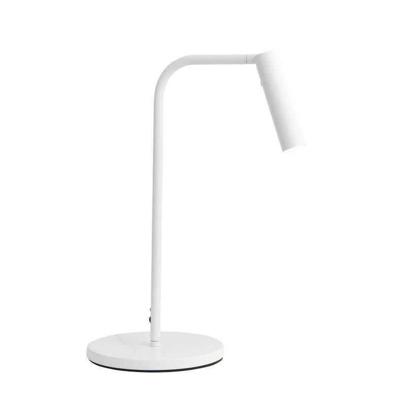 Endon-Collection-79903 - Staten - LED Matt White Task Lamp