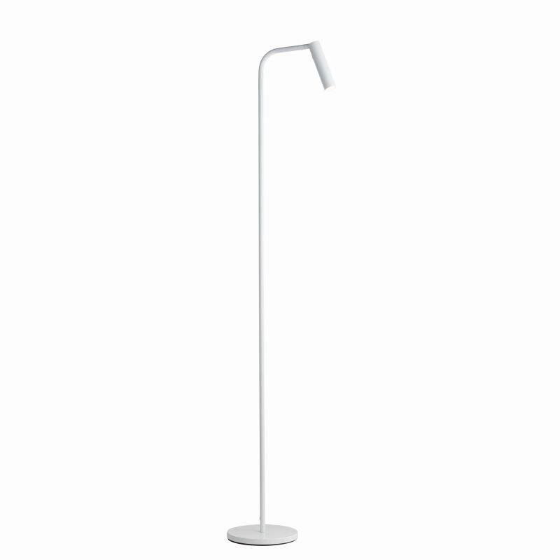 Endon-Collection-79904 - Staten - LED Matt White Floor Lamp