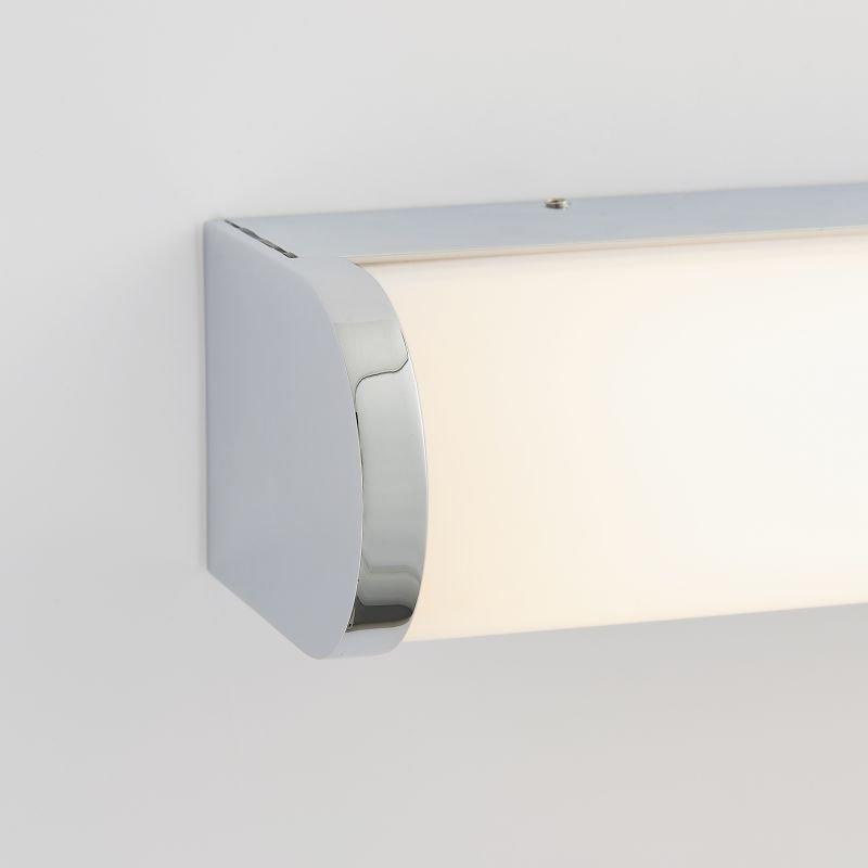 Endon-Collection-79923 - Salano 300 - LED White & Polished Chrome Wall Lamp