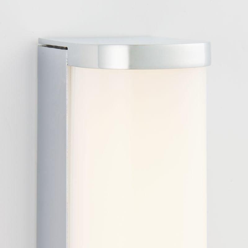 Endon-Collection-79924 - Salano 600 - LED White & Polished Chrome Wall Lamp