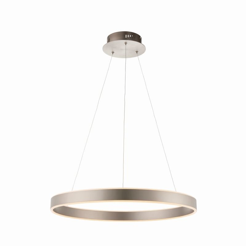 Endon-Collection-80572 - Gen - LED Frosted & Matt Nickel Pendant