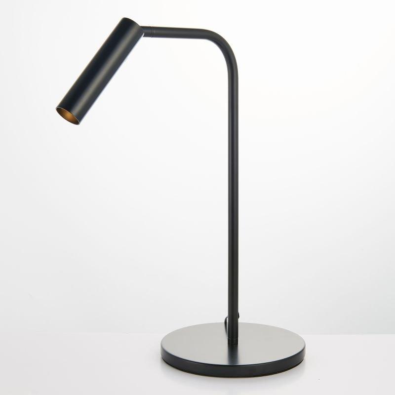 Endon-Collection-80630 - Staten - LED Matt Black Task Lamp