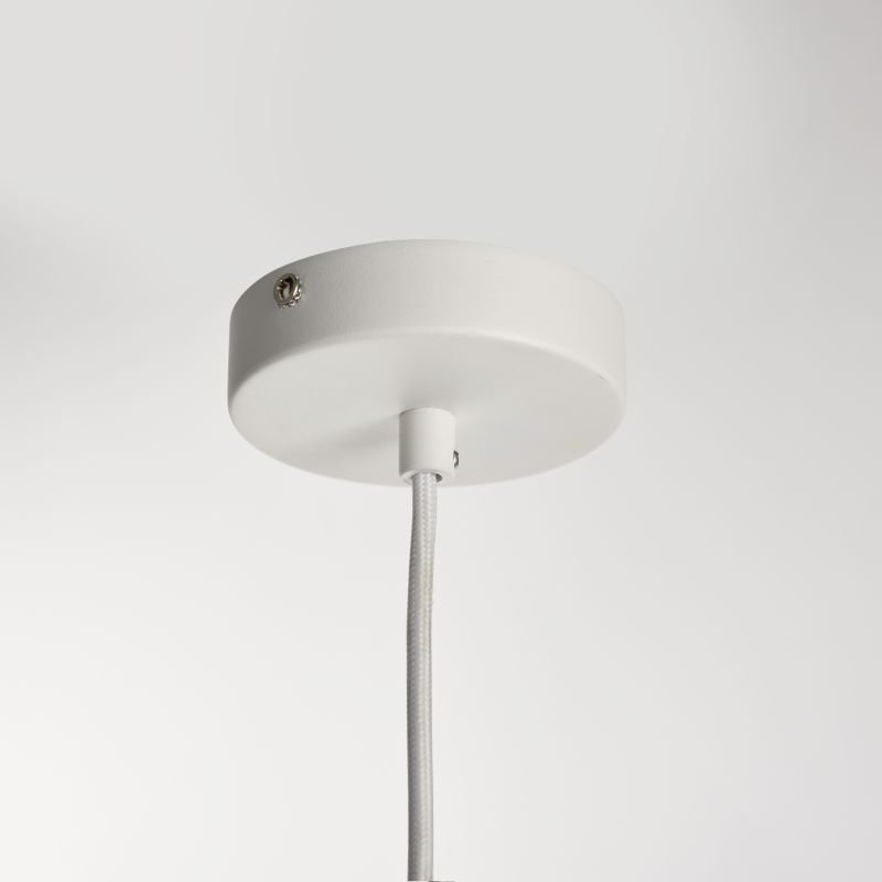 Endon-Collection-80673 - Jakob - White Concrete Single Pendant