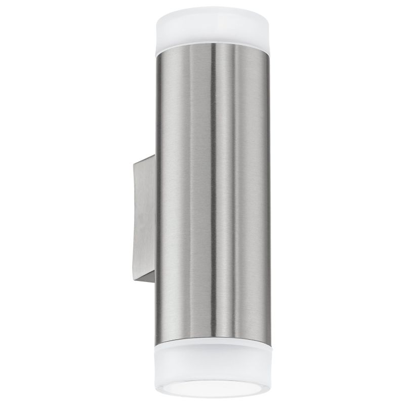Eglo-92736 - Riga-Led - Outdoor Stainless Steel Wall Lamp