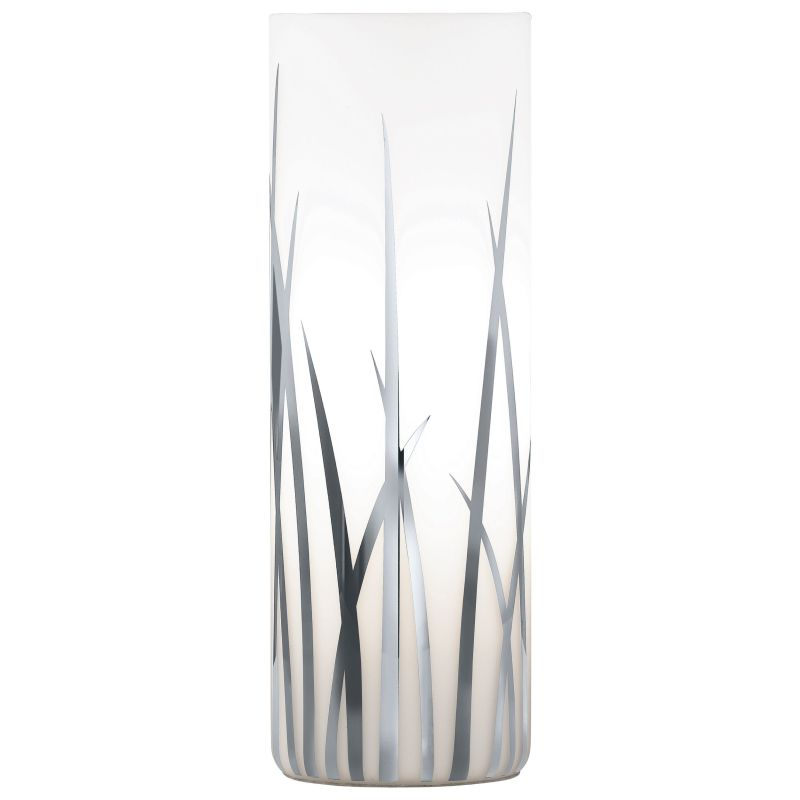Eglo-92743 - Rivato - Decorative Glass & Chrome Table lamp