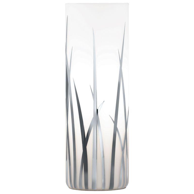 Eglo-92743 - Rivato - Decorative Glass & Chrome Table lamp