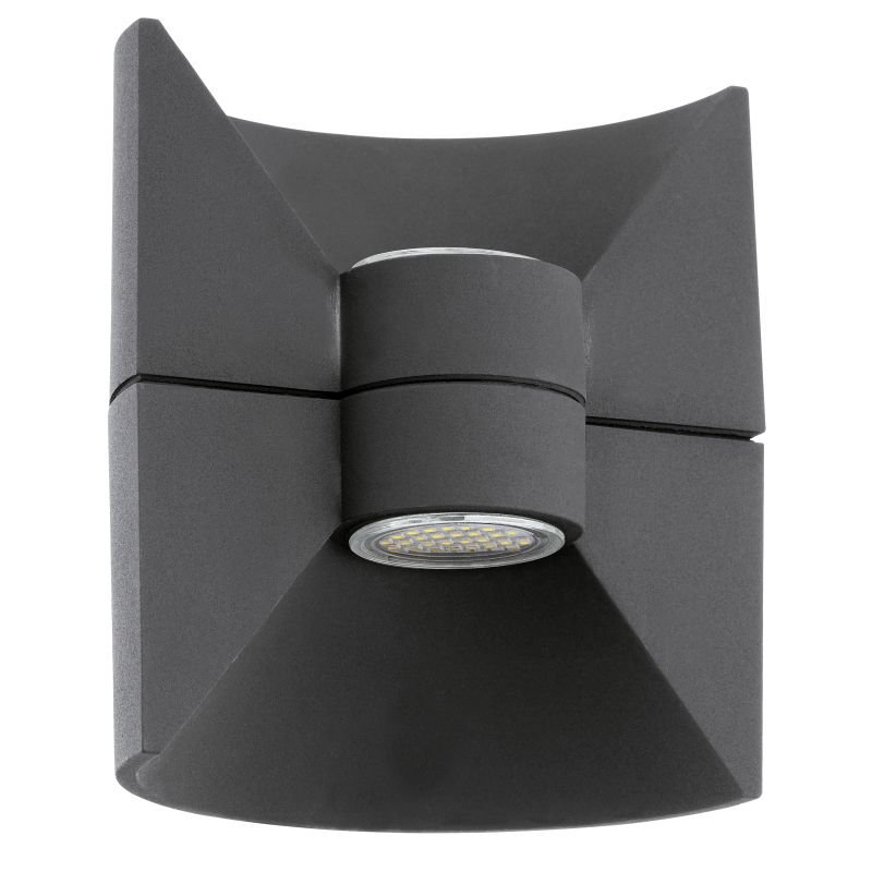 Eglo-93368 - Redondo - Outdoor LED Anthracite Wall Lamp