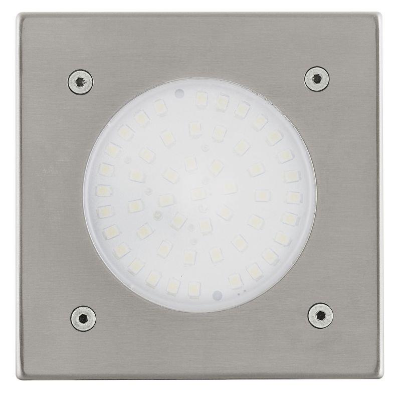 Eglo-93481 - Lamedo - Outdoor stainless steel ground recessed light