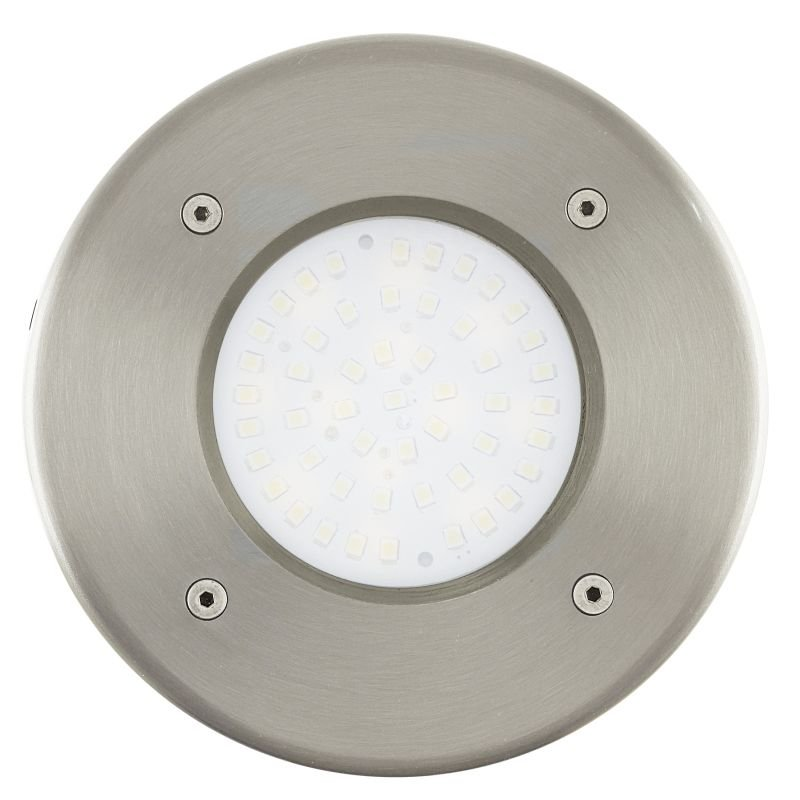Eglo-93482 - Lamedo - Outdoor stainless steel ground recessed light