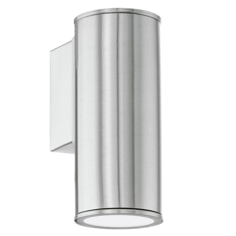 Eglo-94106 - Riga - Outdoor stainless steel wall light