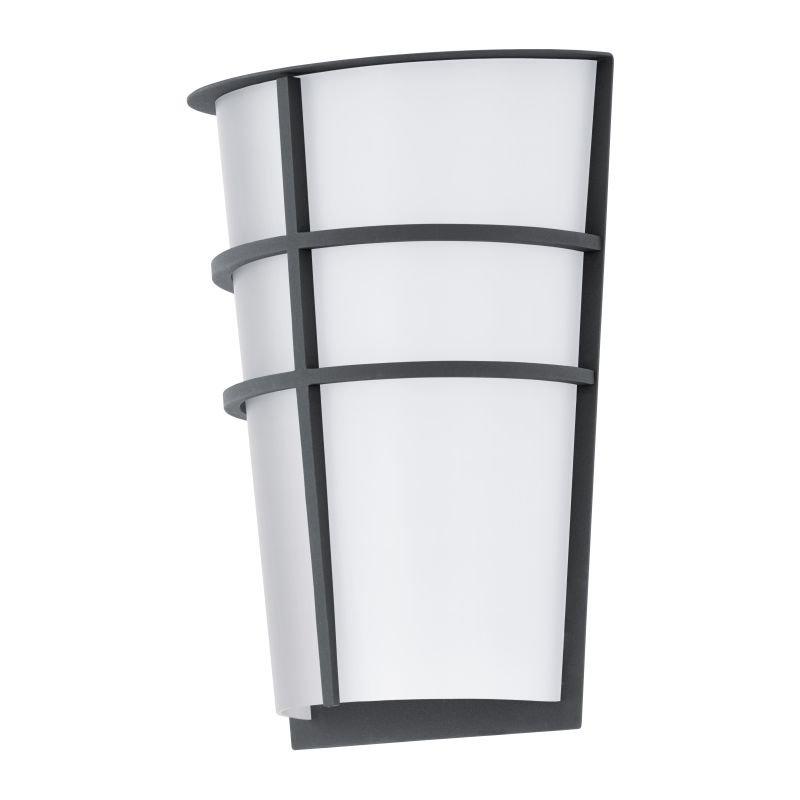 Eglo-94138 - Breganzo - Outdoor anthracite wall light