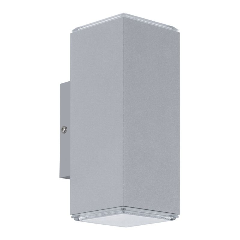 Eglo-94186 - Tabo - LED Silver Up&Down Wall Lamp