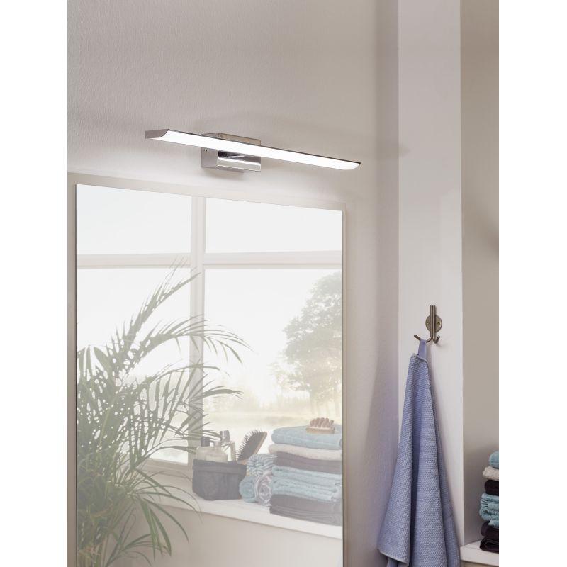 Eglo-94612 - Tabiano - LED White & Chrome over Mirror Wall Lamp - 40.5 cm