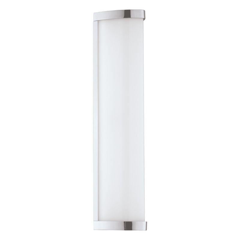 Eglo-94712 - Gita 2 - LED White & Chrome over Mirror Small Wall Lamp