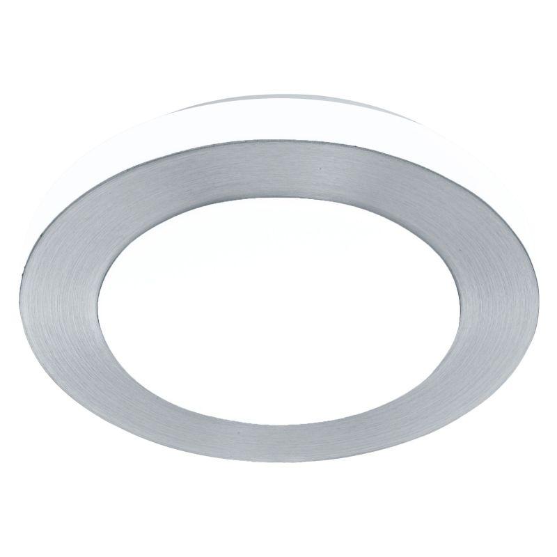 Eglo-94967 - Led Carpi - LED White & Brushed Aluminium Ceiling Light