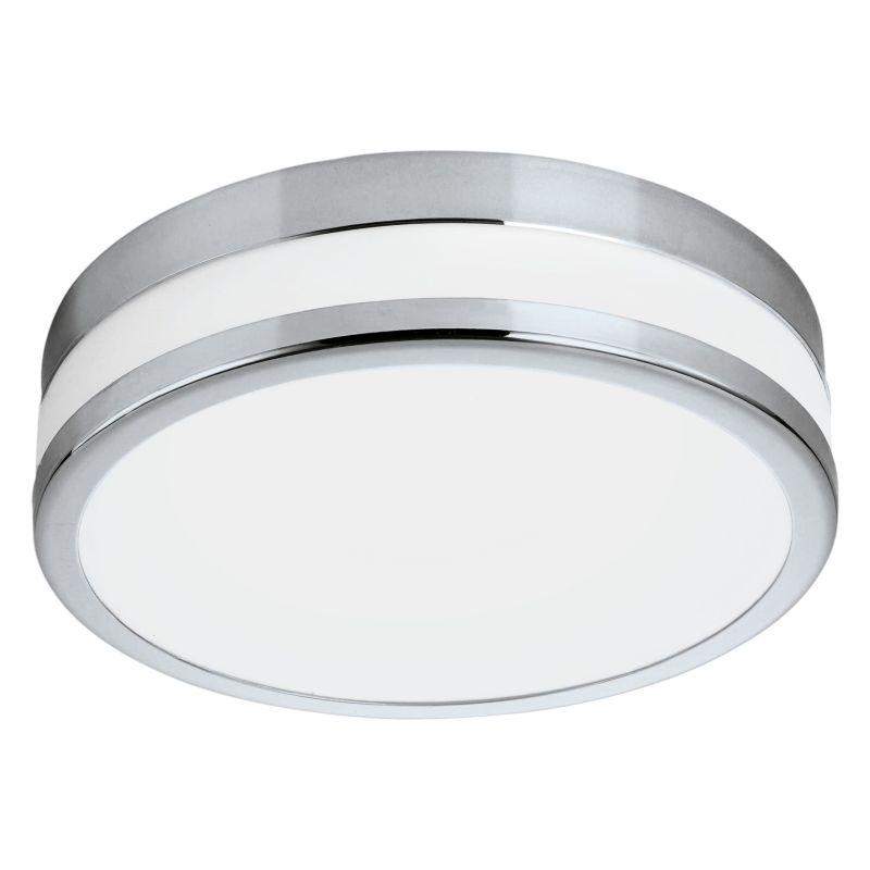 Eglo-94999 - Led Palermo - LED White & Chrome Big Ceiling Lamp