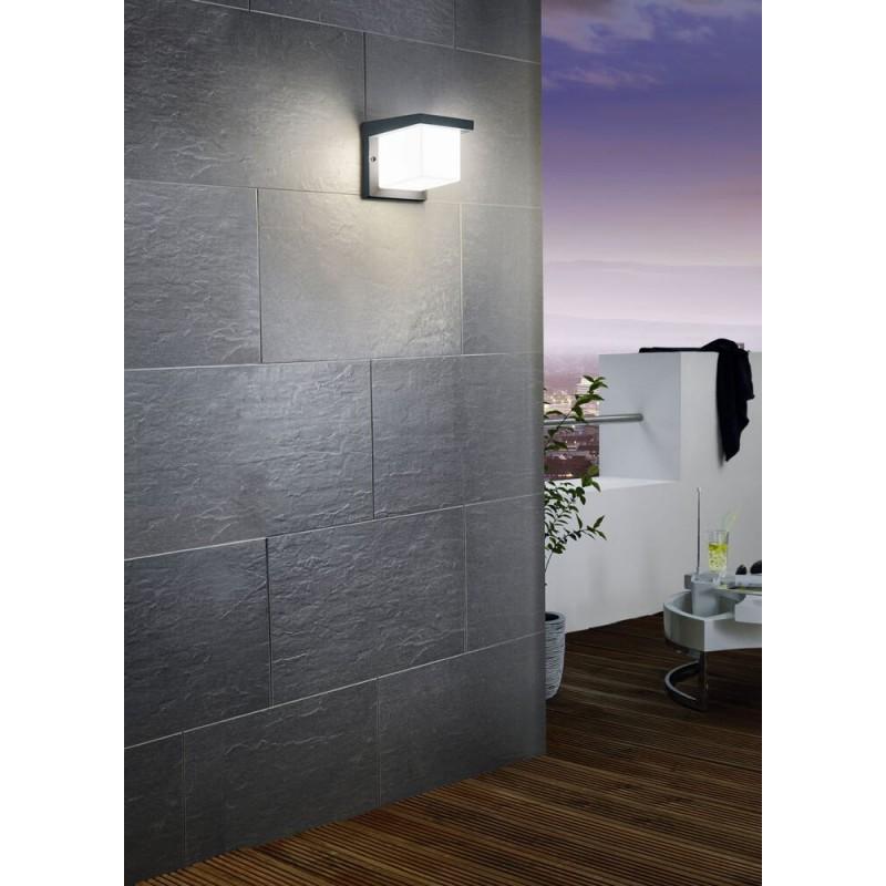 Eglo-95097 - Desella 1 - Outdoor anthracite wall light