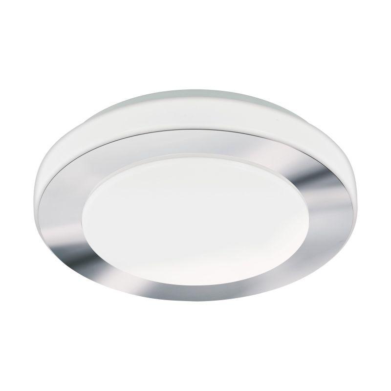 Eglo-95282 - Led Carpi - LED White & Chrome Medium Ceiling Light