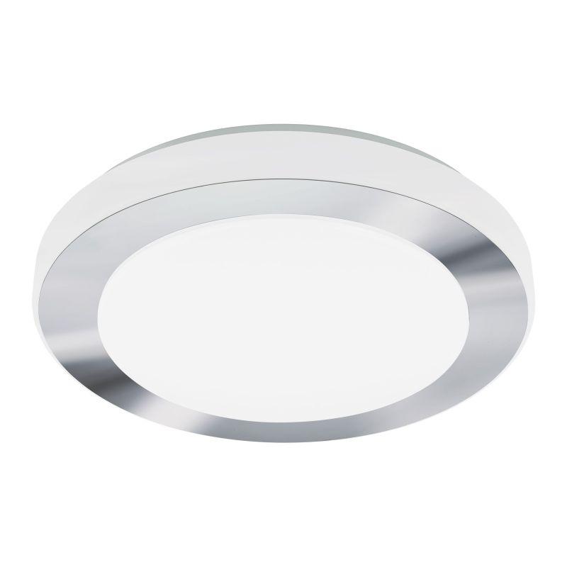 Eglo-95283 - Led Carpi - LED White & Chrome Big Ceiling Light