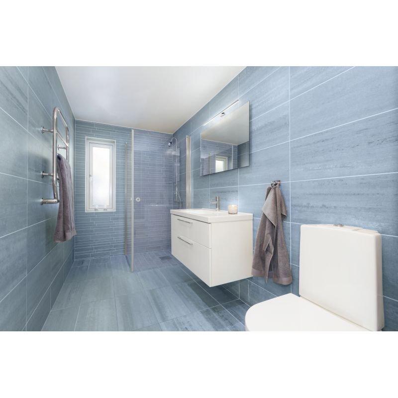 Eglo-96064 - Pandella 1 - Bathroom LED White and Chrome over Mirror Small Wall Lamp