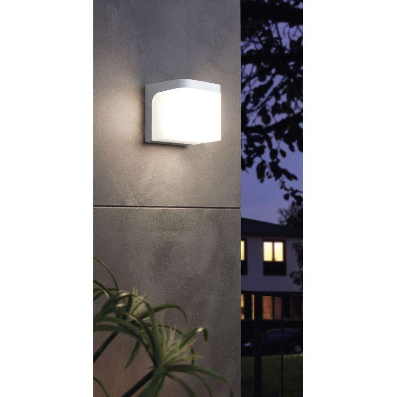 Eglo-96255 - Jorba - Outdoor LED White Wall Lamp