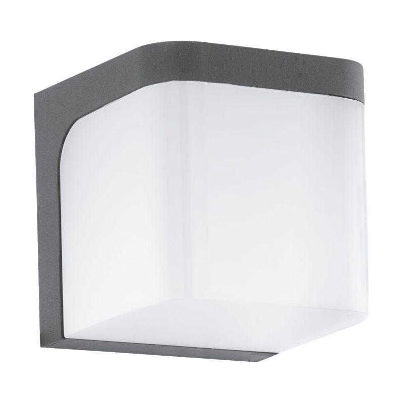 Eglo-96256 - Jorba - LED White & Anthracite Wall Lamp