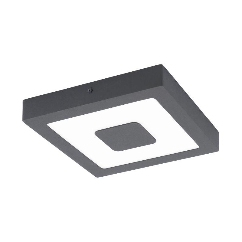 Eglo-96489 - Iphias - LED White & Anthracite Wall / Ceiling Lamp