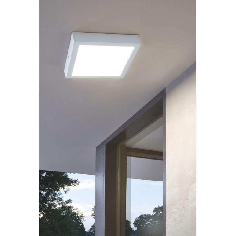 Eglo-96494 - Argolis - Outdoor LED White Wall/Ceiling Lamp