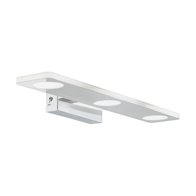 Eglo-96937 - Cabus - LED White & Chrome 3 Light Wall Lamp